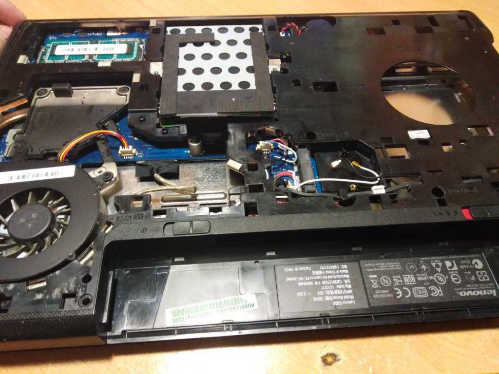 еще ремонт ноутбуков