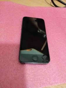 замена дисплейного модуля iphone