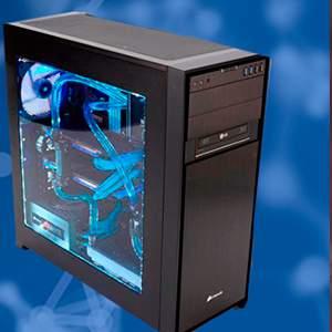 Бюджетный компьютер за 40к