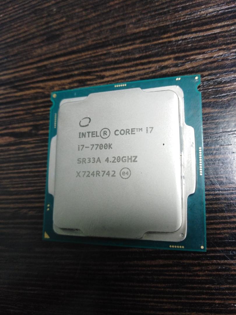 i7-7700K с авито общий вид