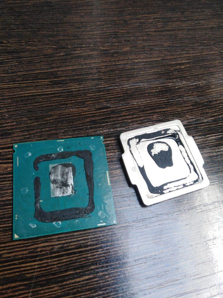 скальпируем процессор i7  с авито